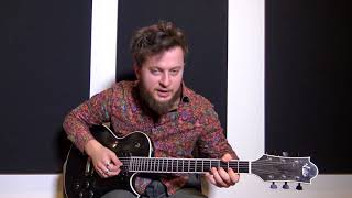Armen Movsesyan - Voice Leading (Jazz Guitar Lesson Excerpt)
