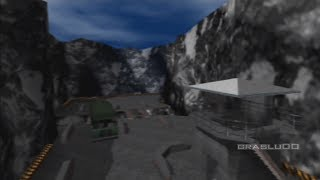 GoldenEye 007 N64 - Dam - 00 Agent (Real N64 capture)