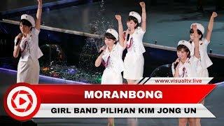 Moranbong, Girl Band Korea Utara Buatan Kim Jong Un Tampil di Olimpiade Musim Dingin