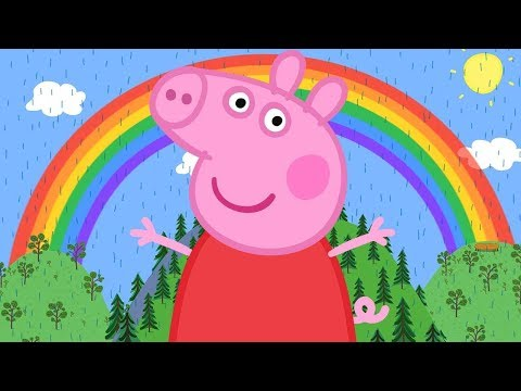Peppa Pig English Episodes | Peppa Pig's Story| Peppa Pig Official | 4K