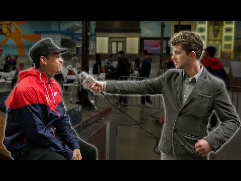 The Scared Intern Interviews The USA Skateboarding National Team