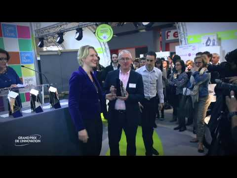 Grand prix de l 39 innovation foire de paris 2014 youtube - Grand prix de l innovation ...