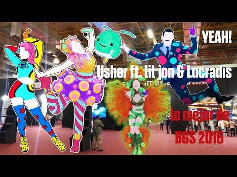 Usher - Yeah! ft. Lil Jon, Ludacris (lo mejor del BGS) FOR JD2018