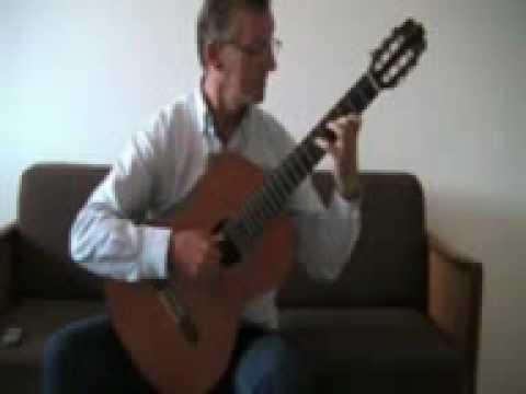 Fernando Sor - Menuet No 6 Opus 11