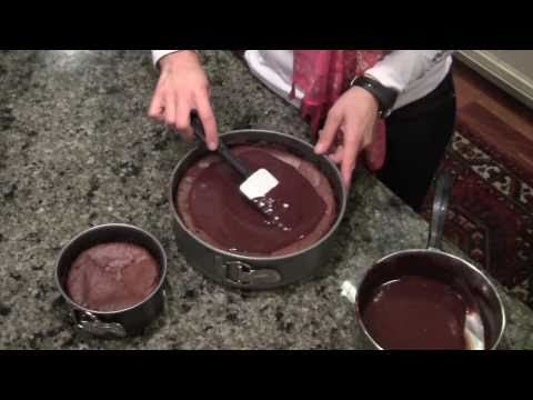 How to Make Chocolate Cheesecake Recipe With Raspberries