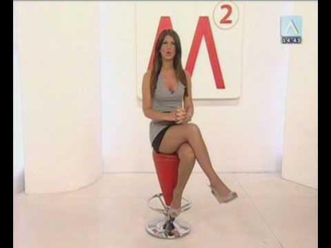 Jovana Medic sexy crossed legs *Pogledati obavezno*