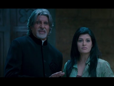 Amitabh Bachchan Misleads Ritesh - Aladin