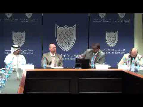 Justin Dargin Lecture at the Dubai School of Gov. on EU-GCC Relations
