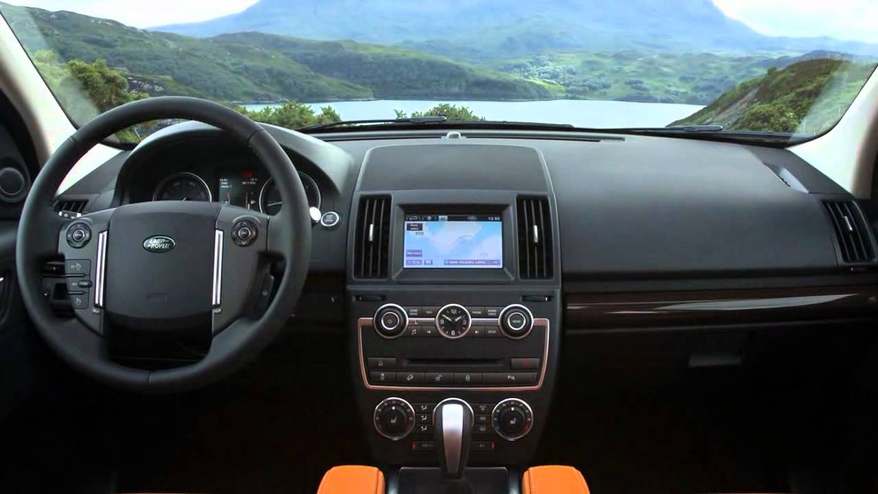 2013 New Land Rover Freelander 2 Interiors and Exteriors ...