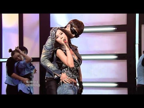 【TVPP】Taecyeon(2PM) - Candy In My Ears(with Baek Jiyoung), 내 귀에 캔디 @ Comeback Stage, Music Core Live