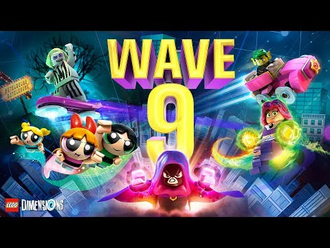 LEGO Dimensions: Wave 9 - Beetlejuice, Powerpuff Girls And Teen Titans Go! News And Screenshots