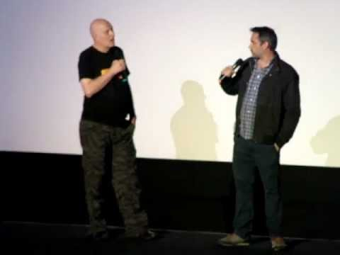 Alex Garland talks about Dredd 3D at FrightFest 2012