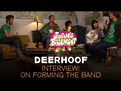 Deerhoof - Interview: On Forming The Band - Juan's Basement