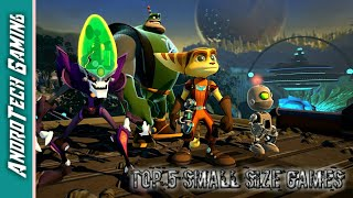 Top 5 Small Size Games For Android | Offline Games | AndroTech Gaming