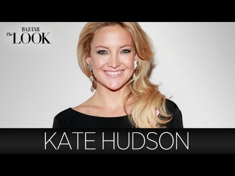 Kate Hudson Talks Personal Style | Harper's Bazaar The Look