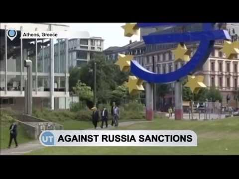 Greece Rejects Calls for Fresh Sanctions Against Russia: EU slams Russia over east Ukraine conflict