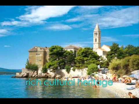 Island Brac Croatia