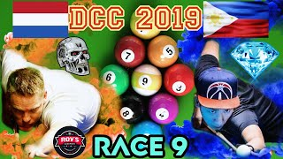 【Pool Live】DCC 9ball 2019// DoDong