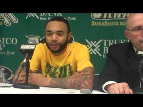 Men's Basketball vs Canisius Recap 1/12/13