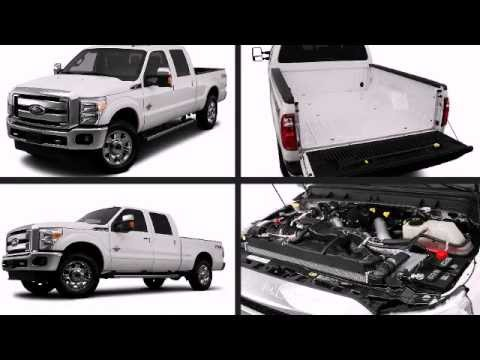 2012 Ford F-250 Video