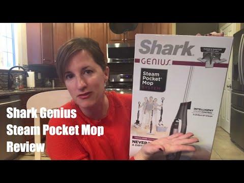 Shark Genius Steam Pocket Mop Review