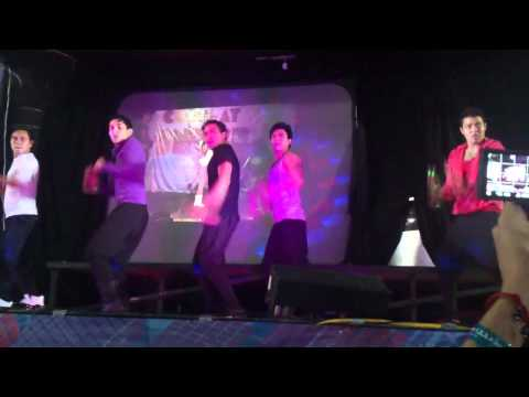 Shiareek - Lucifer (shinee) 1er Lugar Concurso De K-pop Expo-tnt video