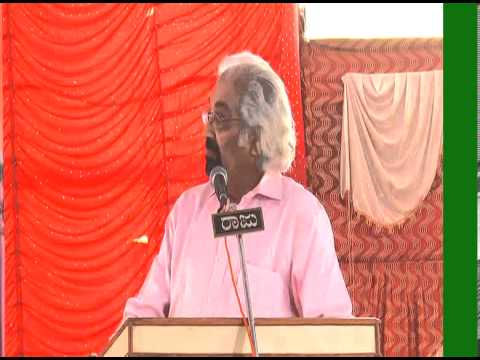 Inaugural address by Dr. Sam Pitroda at SJCE Mysore