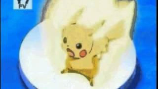 Magikarp vs Piplup and Pikachu