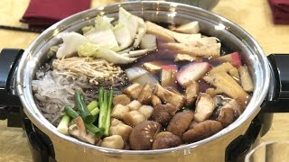 Download Lagu JAPANESE HOT POT SUKIYAKI! Gratis STAFABAND