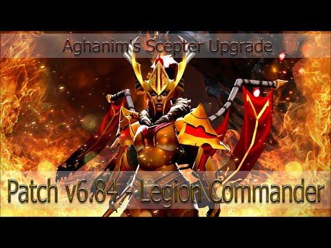 6.84: Legion Commander - Aghanim's Scepter Upgrade