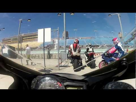 Ragga900 CCS Unlimited Supersport Homestead Speedway Motorcycle Race Day Feb.17, 2013, #523.MP4