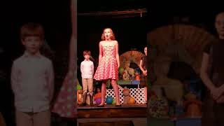 I want it now -  by Ava - from the play Willy Wonka Jr