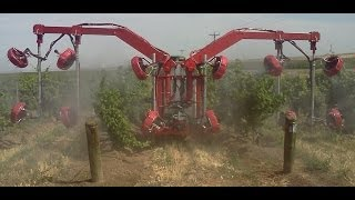 Vine Tech 3 Row Vineyard Sprayer