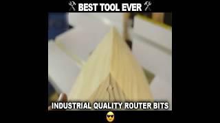 45º Lock Miter Router Bit