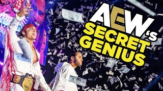 The Secret Genius Behind AEW's Talent Roster