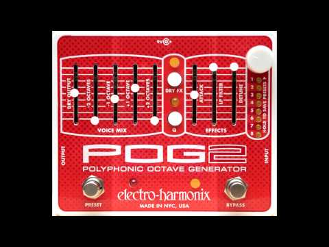 Electro-Harmonix Effectology Vol.22