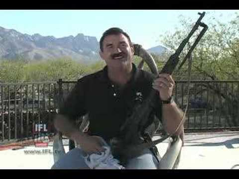 Don Frye on getting Married.: www.IFL.tv Video
