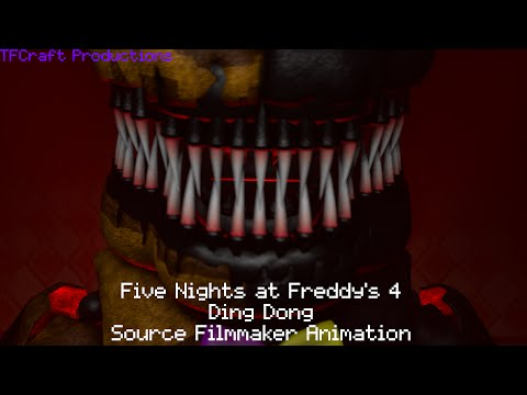 [SFM] Five Nights at Freddy's 4 - Ding Dong (Hide and Seek)
