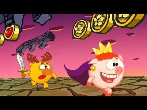 Игра - Смешарики 2D |Мультфильмы для детей