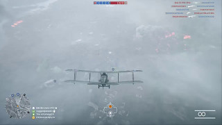 Battlefield 1 - Plane Multi-Kill in Operations