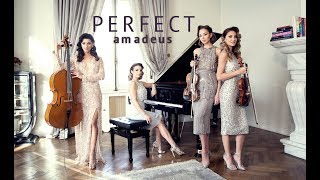 Download Lagu Ed Sheeran - Perfect (Amadeus violin cover instrumental) Gratis STAFABAND