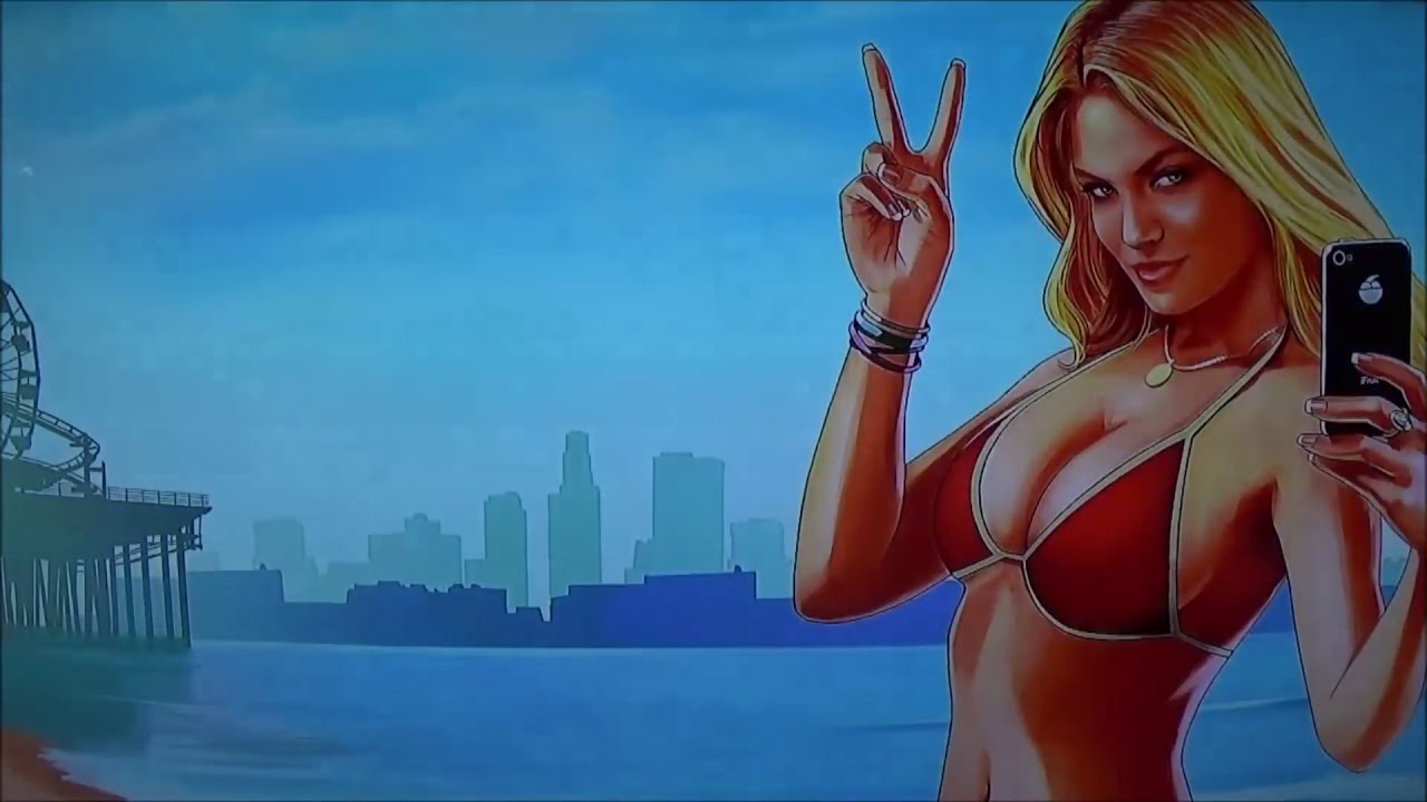 Playboy mansion gta topless sexy films