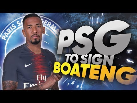Have PSG Won The Race To Sign Jerome Boateng From Bayern Munich?! | Euro Round-Up