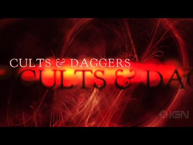 Cults & Daggers Short Trailer