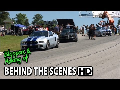 Need For Speed (2014) Making Of & Behind The Scenes (Part1/3)