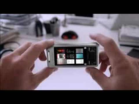 Sony Ericsson Xperia X1 Video Demo