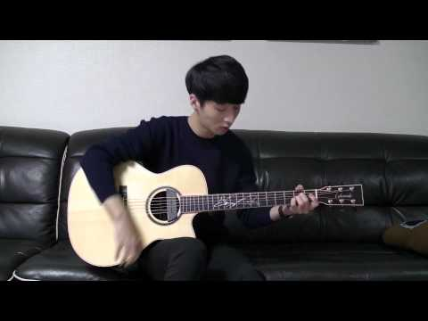 (akmu) 시간과 낙엽 : Time And Fallen Leaves - Sungha Jung video