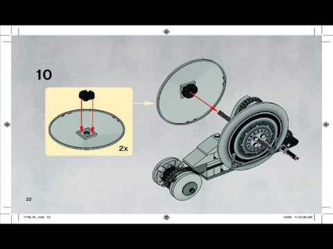 Tank Instructions Tank Droid Instructions