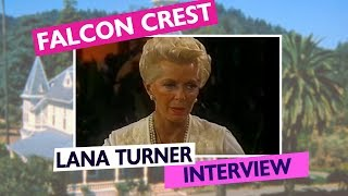 Lana Turner Full Interview Phil Donahue 1982