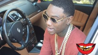 Soulja Boy shows off over $920,000 worth of exotic cars!